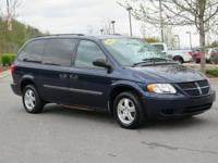 Low Miles This 2006 Dodge Grand Caravan SE will sell