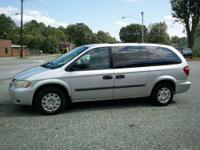 We are selling a 2006 Dodge Grand Caravan SE. The color
