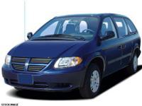2006 Dodge Grand Caravan SE For