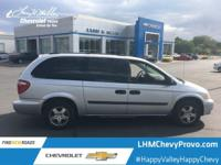 This 2006 Dodge Grand Caravan SE is offered to you for