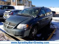 Clean CARFAX. 2006 Dodge Grand Caravan SE FWD 4-Speed