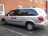 2006 Dodge Grand Caravan SE Automatic Power windows,