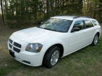 2006 Dodge Magnum. This low mileage wagon comes from