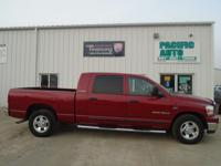 2 OWNER Dodge Ram Megacab with 71K miles. This is a