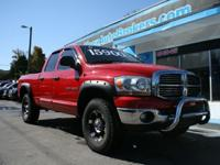 This 2006 Dodge Ram 1500 is a 2-Owner vehicle without