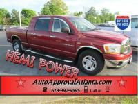 Get Financed For This Great-Looking 2006 Dodge Ram