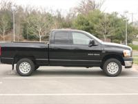 Well-maintained 2006 Dodge Ram 1500 ST 4X4 Crew Cab