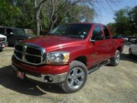 It just doesn't get any better!! This 2006 Ram 1500 is