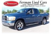 (813) 321-4487 ext.670 This 2006 Dodge Ram 1500 SLT is