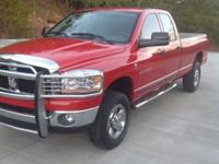 2006 Dodge Ram 2500 5.9 Cummins,6 speed..4x4!Brush
