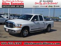 Exterior Color: bright white clearcoat, Body: Crew Cab