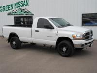 Exterior Color: white, Body: Regular Cab Pickup Truck,