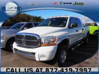 This 2500 RAM is an extra clean low mileage HEMI with