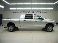 Description 2006 DODGE RAM 2500 Four Wheel Drive, Tires