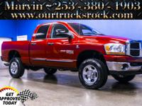 Stock # 22921 VIN # 3D7KS28C76G268549 Make: Dodge