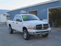 This 06' Dodge 2500 is incredibly nice inside and out,