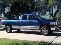 What a Truck! This is a well maintained 2006 Dodge Ram