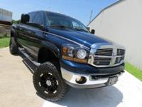 Up for sale is my 2006 DODGE RAM 2500 SLT MEGA-CAB