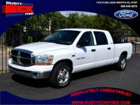 Our 2006 Ram 1500 SLT has all the power and styling
