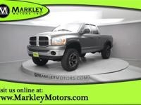 Our Carfax Accident-Free 2006 Dodge Ram 1500 Laramie