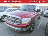 Only 131,043 Miles! This Dodge Ram 1500 boasts a Gas V8