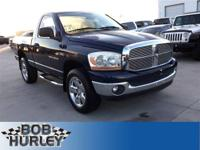 Recent Arrival!** Dodge Ram 1500 Blue 4WD**CARFAX