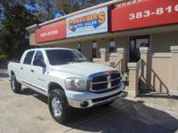 Options:  2006 Dodge Ram 1500 Mega Cab Slt Pickup 4D 6