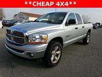 Options:  2006 Dodge Ram 1500|Just Reduced! Priced