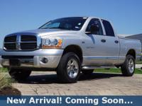 2006 Dodge Ram 1500 Laramie in Bright Silver Metallic