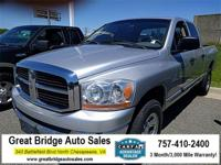 2006 Dodge Ram 1500 CARS HAVE A 150 POINT INSP, OIL
