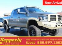 Recent Arrival! This 2006 Dodge Ram 2500 SLT in Light