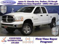 **** JUST IN FOLKS! THIS 2006 DODGE RAM 2500 BIG HORN