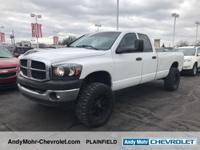 Dodge Ram 2500    **MUST SEE**, 4WD, Bright White
