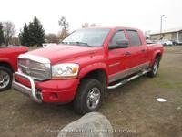 Options:  2006 Dodge Ram 2500 4 Wheel Drive Am/Fm