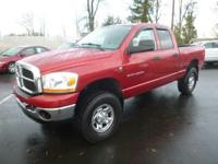 Options:  Four Wheel Drive| Tires - Front All-Season|