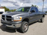 Options:  2006 Dodge Ram 2500|Priced Below Kbb Fair