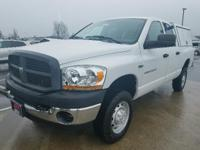CARFAX 1-Owner, Very Nice. ST trim. CD Player, 4x4,