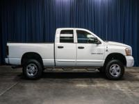 Clean Carfax 4x4 Diesel Truck with Towing Package!