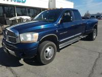 Cummins 5.9L High-Output Turbodiesel and 4WD. Looks and