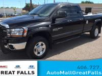 SLT trim, Black Clear Coat exterior. Turbo Charged,