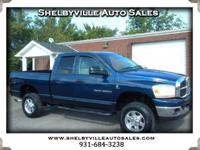 Options:  2006 Dodge Ram 3500 Wow Check It Out!! 4Wd