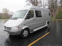 2006 DODGE SPRINTER 2500 EB RV -- SPORTSMOBILE -
