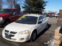 2006 Dodge Stratus, V6, loaded with 54000 miles. Clean