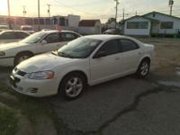 2006 Dodge Stratus SXT2.7 Liter EngineClean interior