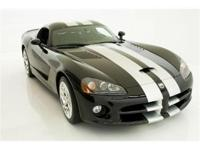 2006 DODGE VIPER SRT-10 EXOTIC CLASSICS IS PLEASED TO