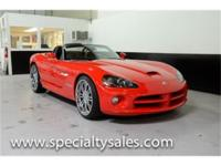 This 2006 Dodge Viper SRT10 Convertible (Stock # B1724)