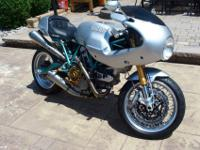 2006 DUCATI PAUL SMART 1000 LIMITED EDITIONTHE BIKE IS