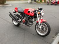 2006 Ducati Sport 1000 - RARE - single year production