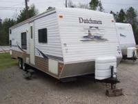 2006 Dutchmen 29Ft Bumper Pull With Slideout And Four