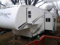2006 Dutchmen Northshore M-31RGBS. This fifth wheel is